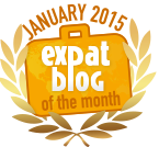 Expat blog - Blog of the month
