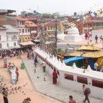 The Roofs of Kathmandu